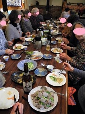 20191130アジア料理を食べる会13人様加工
