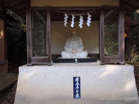 ③石場神社14(2020-01-02)李参平公像