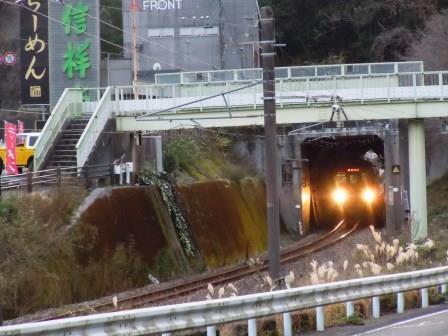 JR上り電車1