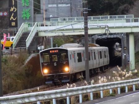 JR上り電車2