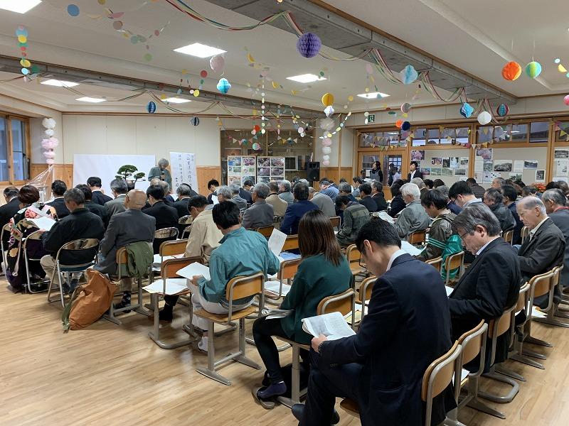 10/27合併10周年記念講演