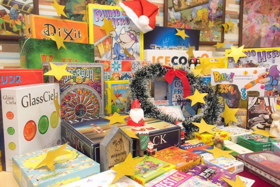 クリスマスゲーム 大集合