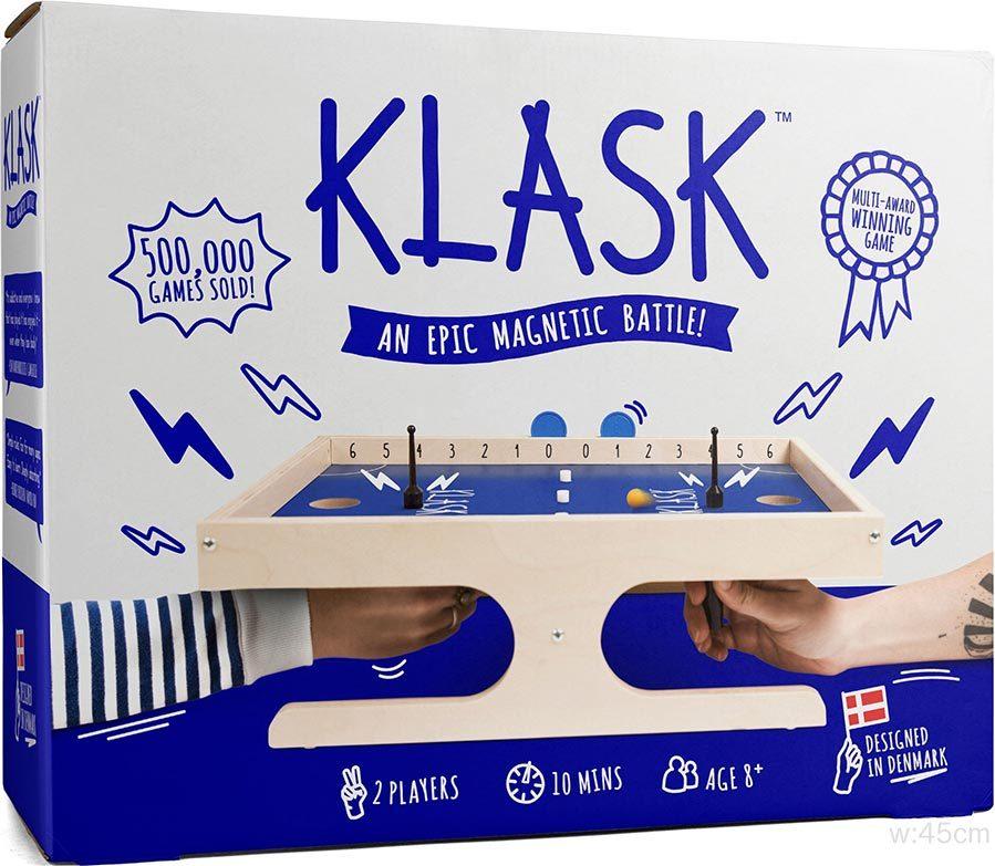 クラスク(2018年版):箱