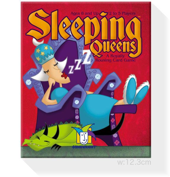 眠りの女王たち:箱