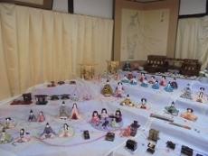 ブログ14鍋島小紋のひな人形