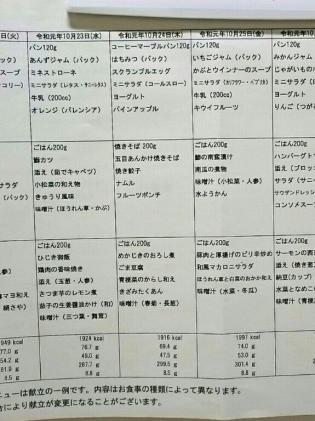 2019.10.24(木)(朝)6