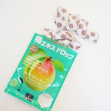 田上元商店・梅エキスドロップ2