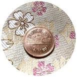 10円玉の中の平等院