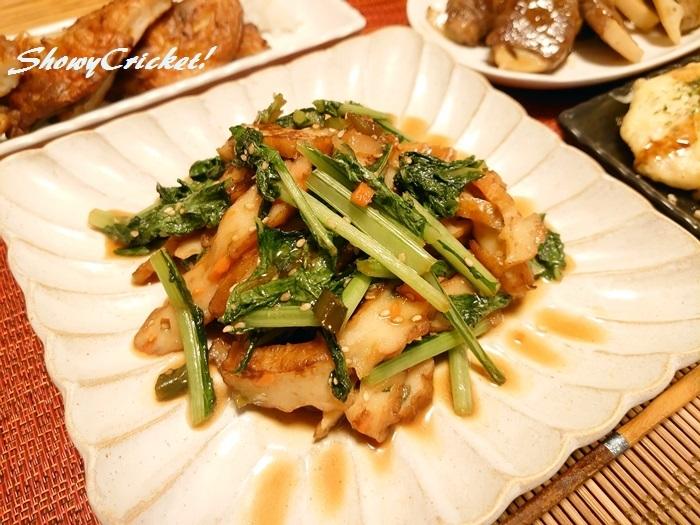 2019-10-29カブの炒め煮 (1)