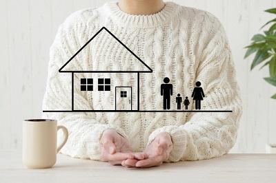 家と家族を守る