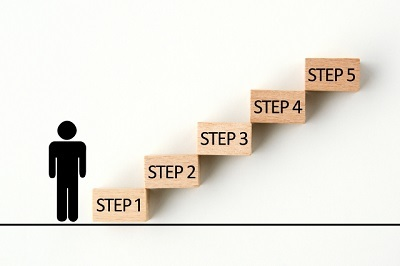 ステップ 階段