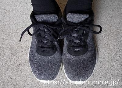 アーノルドパーマーの靴 数か月後