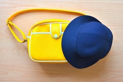 幼稚園バッグ 幼稚園帽子