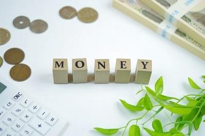 MONEY ブロック 電卓