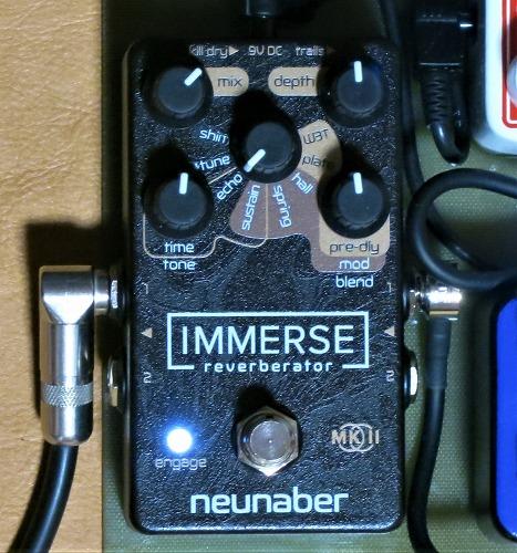 Immerse Reverberator MkⅡ