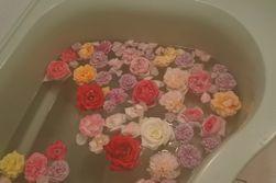 20200527 バラ風呂