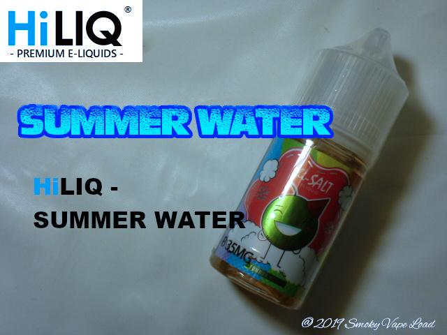 1 HiLIQ - SUMMER WATER