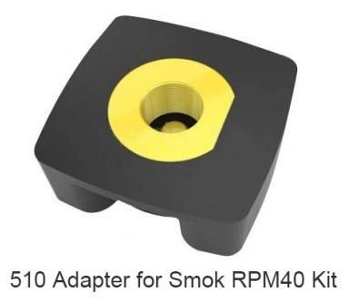 2 VXV 510 Adapter for Smok RPM 40 Kit