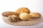 固いパン1