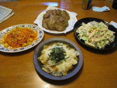 200524夕食