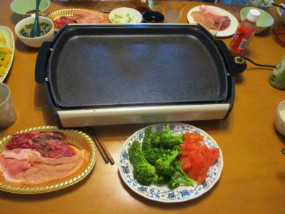 200526夕食
