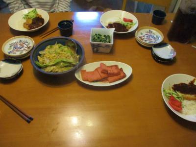200527夕食