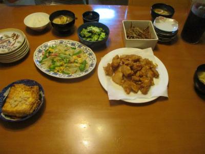200604夕食