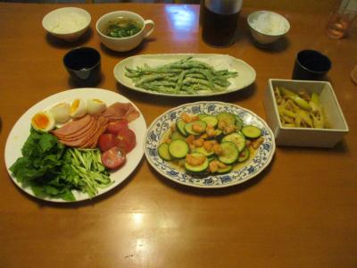 200612夕食