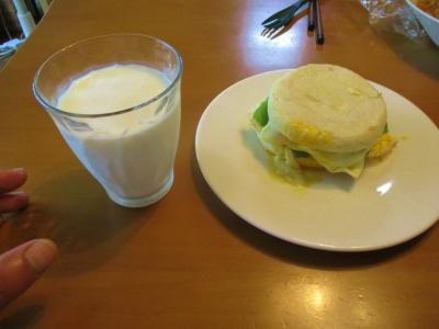 200615朝食