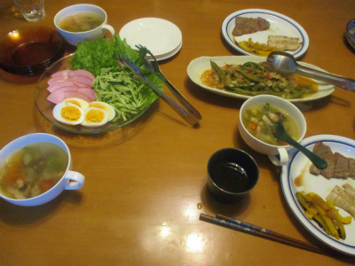 200627夕食