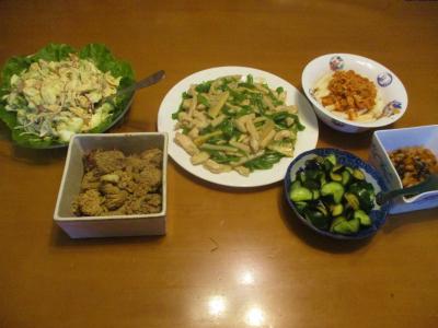 200704夕食