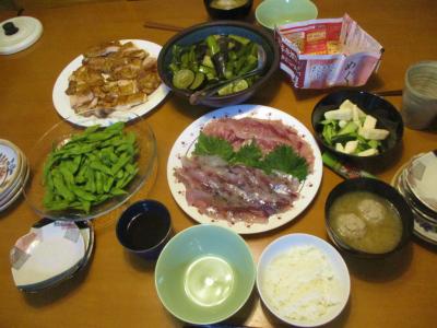200711夕食