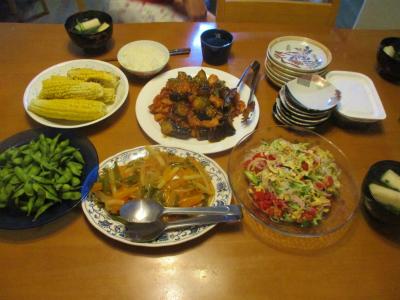 200716夕食