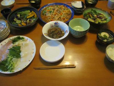 200718夕食