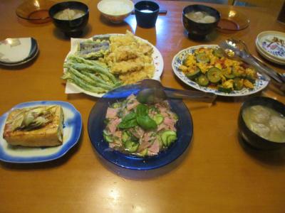 200719夕食