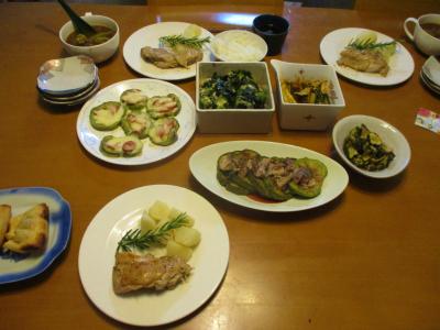 200728夕食