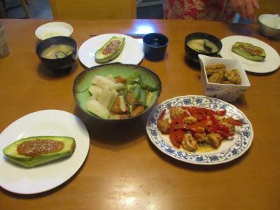200808夕食