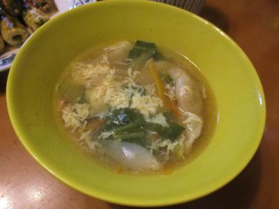 200816餃子スープ