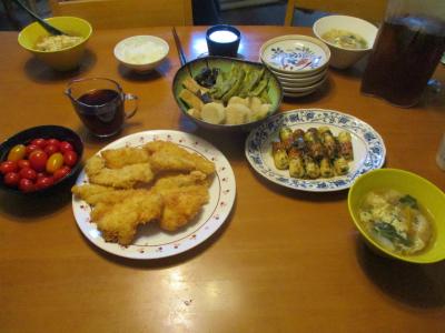 200816夕食