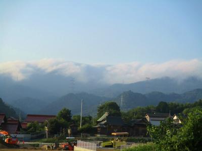 200819島根半島に変な雲