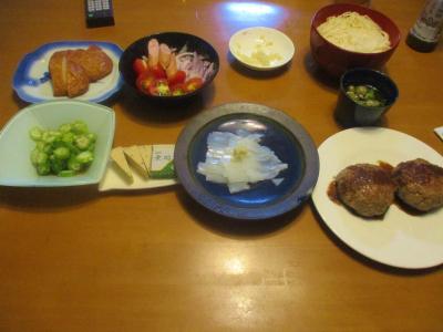 200826夕食