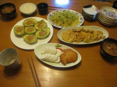 200828夕食