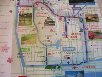200605堀川めぐりコース図