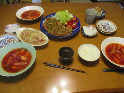 200906夕食