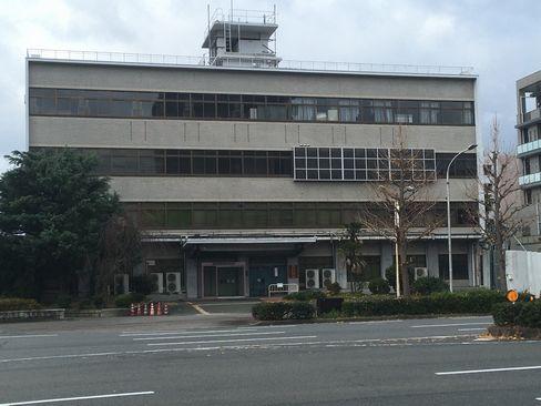 堀川警察署跡_R01.12.28撮影