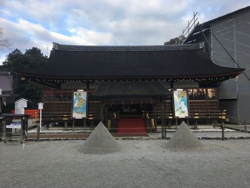 上賀茂神社・細殿_R01.12.28撮影