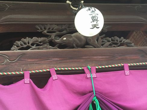 禅居庵・本堂欄間の猪_R01.12.28撮影