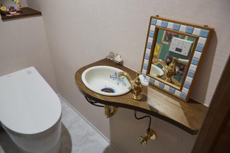 我が家のトイレ2