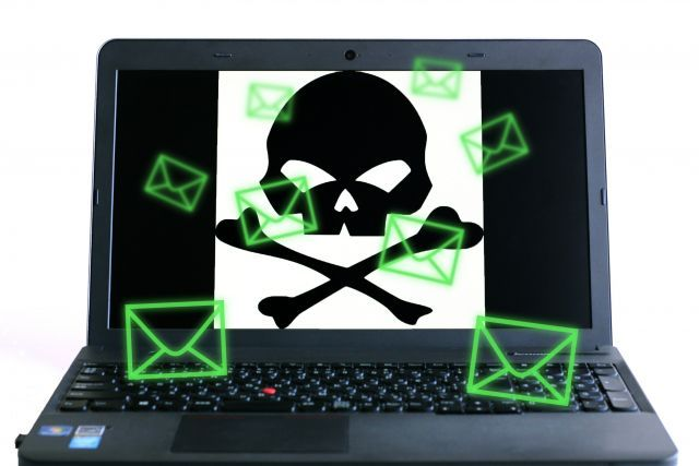 コンピューターウイルス