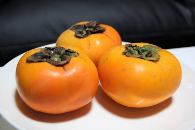おいしい 柿